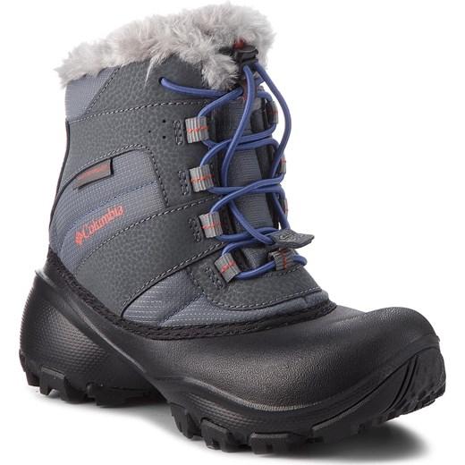 64422f7a Buty zimowe dziecięce Columbia śniegowce w Domodi