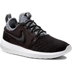 sports shoes c4a39 eec80 Buty sportowe damskie Nike roshe gładkie płaskie z tworzywa sztucznego  sznurowane ...