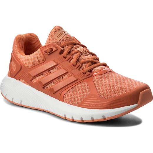 da472c99 Buty sportowe damskie Adidas płaskie gładkie z tworzywa sztucznego na wiosnę  sznurowane