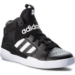 73662f11b087 Buty sportowe dziecięce Adidas z tworzywa sztucznego