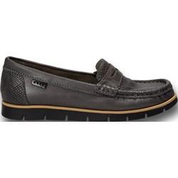 a7c347afc796 Czarne buty damskie nessi płaska podeszwa