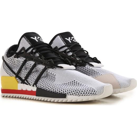 8113826209722 Szare buty sportowe męskie Adidas sznurowane młodzieżowe z tkaniny w ...