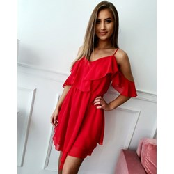 59928b58aac9ee Sukienki hiszpanki, lato 2019 w Domodi