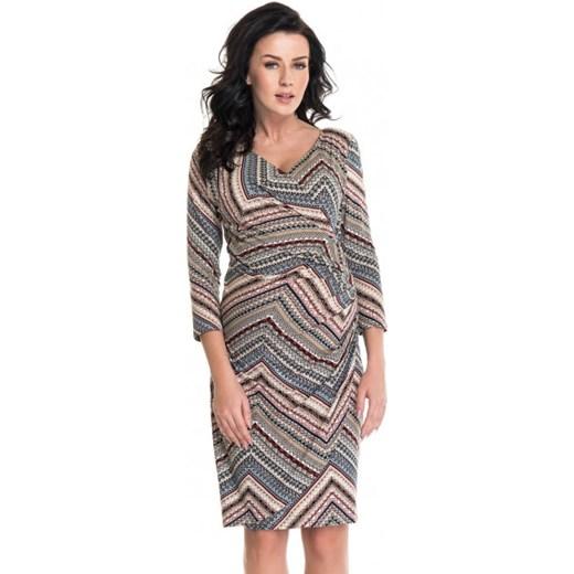 e172f7352b627 Sukienka ciążowa 9fashion Maternity w Domodi