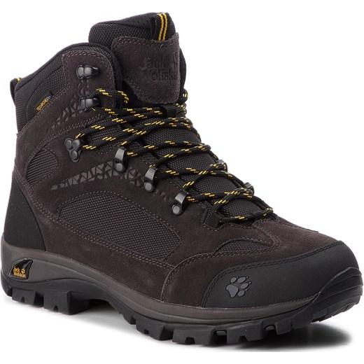 sprzedawca detaliczny klasyczny zamówienie online Buty trekkingowe męskie szare Jack Wolfskin na zimę