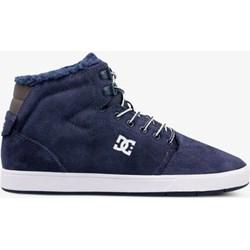 08ca175ee1166 Trampki damskie Dc Shoes sportowe płaskie bez wzorów