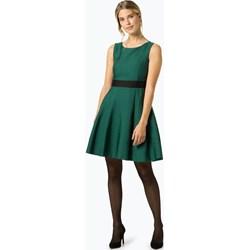 f33ca62d6f Sukienka Apart wiosenna zielona z okrągłym dekoltem bez rękawów