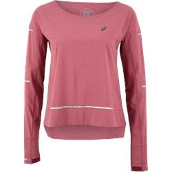 Bluzka sportowa Asics z jerseyu bez wzorów