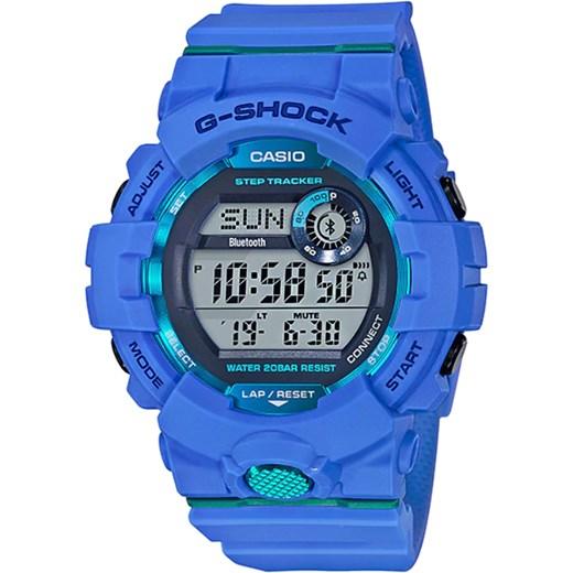 0a3d5982bc9b Casio GBD-800-2 G-SHOCK zegarek męski bluetooth G-SQUAD Casio