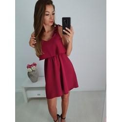 9a34a89537 Fioletowe sukienki