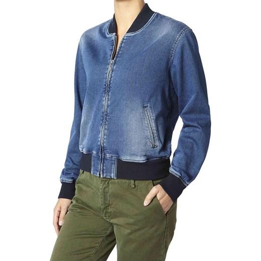 1c594cfb6c2dc Kurtka damska Pepe-jeans bez kaptura z jeansu bez wzorów młodzieżowa ...