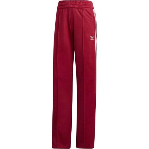 f5674818aaf2a4 Spodnie damskie Adidas-originals czerwone w Domodi