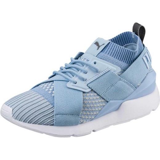 eba8cdc9 Niebieskie buty sportowe damskie Puma-select w Domodi