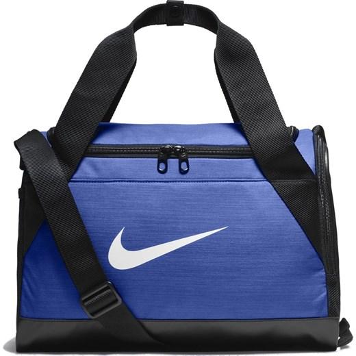 f9704c3ff06a6 Torba sportowa Nike niebieska z poliestru w Domodi