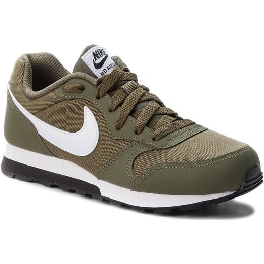 0551b7089 Nike buty sportowe damskie md runner z tworzywa sztucznego sznurowane