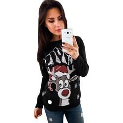 3ad44a0f9aced6 Swetry świąteczne damskie, lato 2019 w Domodi