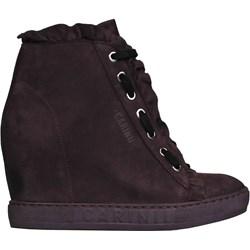59e301e2c898 Sneakersy damskie Carinii sznurowane