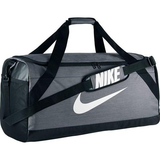 44069975347c8 Torba Brasilia 6 Large Duffel 81L Nike (szara) Nike wyprzedaż SPORT-SHOP.