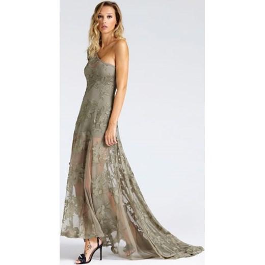 5315a60034a19 Sukienka Marciano Guess z tkaniny casual maxi dopasowana w Domodi
