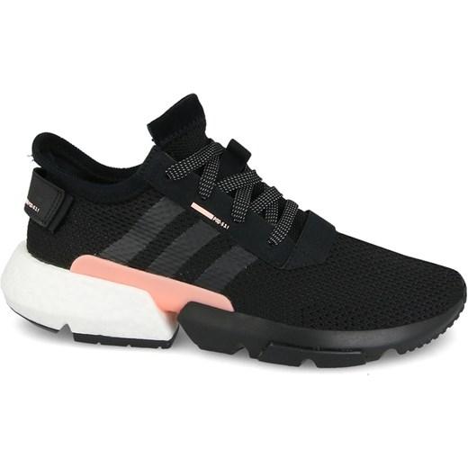 743edab91a352 Buty męskie sneakersy adidas Originals POD-S3.1 B37447 - CZARNY  sneakerstudio.pl w Domodi