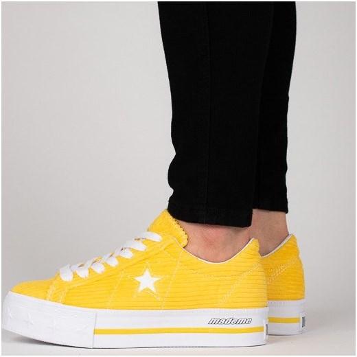 58425593c3816 Buty damskie sneakersy Converse One Star Platform OX