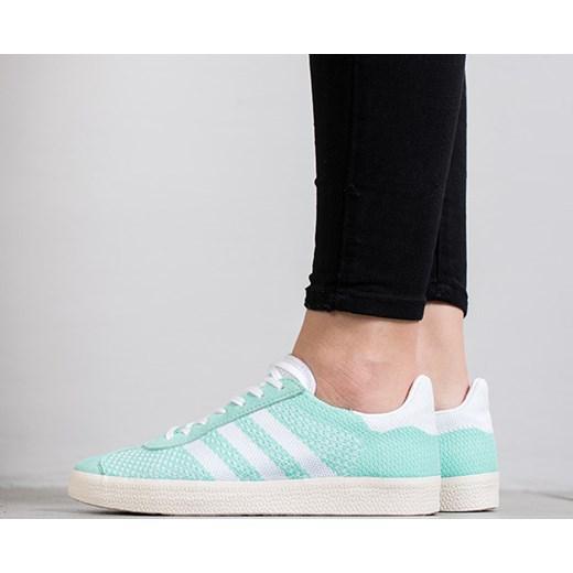 new style c6bfd 989e4 Buty damskie sneakersy adidas Originals Gazelle Primeknit BB5210  sneakerstudio.pl
