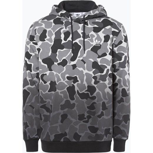 Bluza sportowa Adidas jesienna we wzór moro