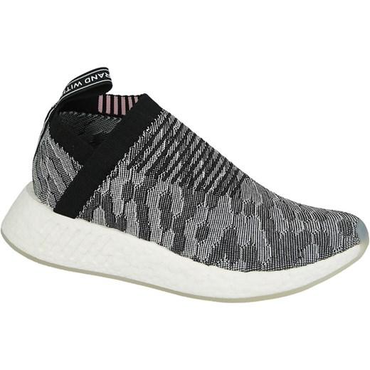 f276ea90514460 ... Buty sportowe damskie Adidas Originals nmd na wiosnę na płaskiej  podeszwie ...