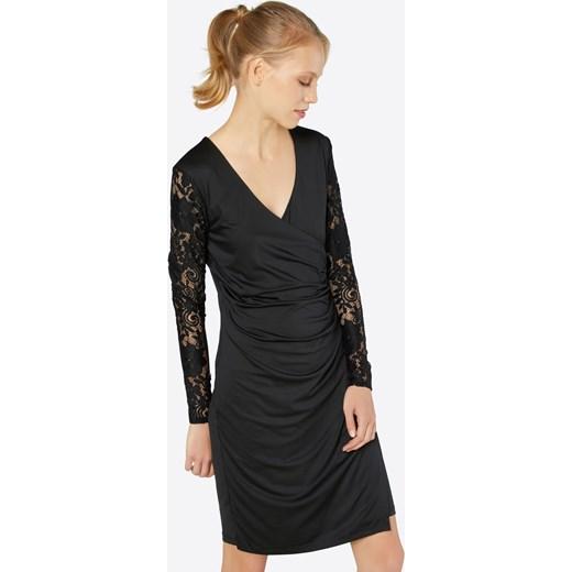 9e74263d3f Sukienka koktajlowa Ashley Brooke By Heine czarny AboutYou w Domodi