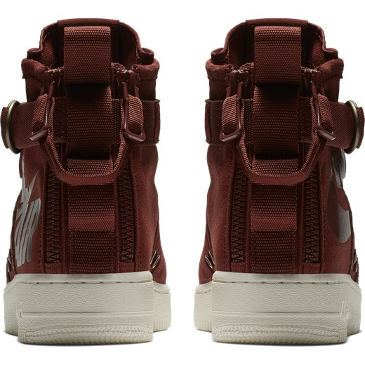 Buty męskie Nike SF Air Force 1 Mid Pueblo Brown 917753 202 sneakershop.pl
