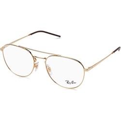 1b5e54cf8206 Złote okulary korekcyjne damskie ray-ban