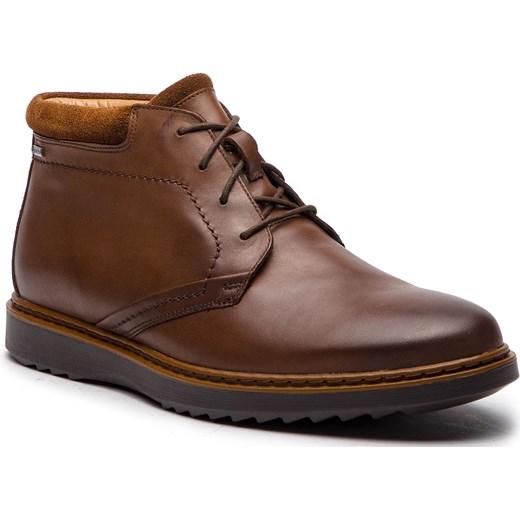 b4ecda7b37675a Clarks buty zimowe męskie casual sznurowane w Domodi