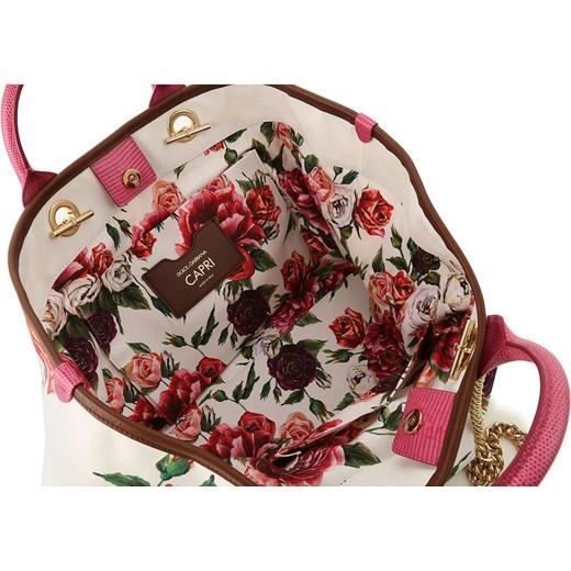 41558f63ca00e ... Gabbana skórzana; Shopper bag Dolce & Gabbana
