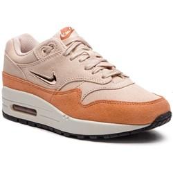 low priced 8330d 3ab31 Buty sportowe damskie Nike sznurowane na płaskiej podeszwie bez wzorów ...