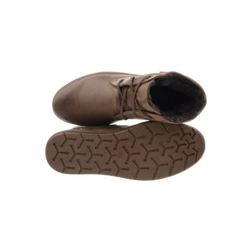 c5ce92bf ... Zimowe buty męskie 039 brązowe 37 butyolivier ...