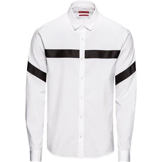 6dc0c679ce3dc Koszula męska Hugo Boss z klasycznym kołnierzykiem elegancka w Domodi