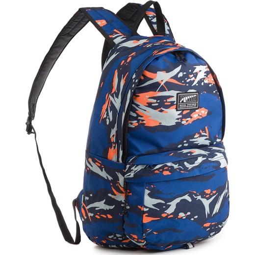 43af5308ed0df Niebieski plecak Puma w Domodi