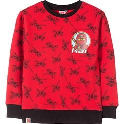 Bluza adidas Originals Trefoil CD6501 czerwony UrbanGames