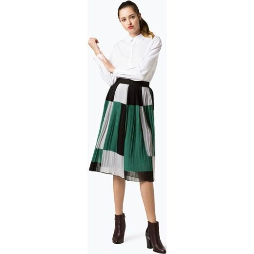 6b855ee1 Spódnica zielona Na-kd midi