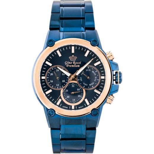 e29c3c171d2d0 GINO ROSSI S01577B - PREMIUM (zg252f) blue - Niebieski Gino Rossi TAYMA ...
