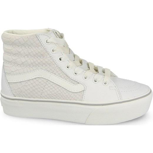 2abc7027 Buty damskie sneakersy Vans Sk8-Hi Platform 2 VA3TKNUPK Vans  sneakerstudio.pl ...