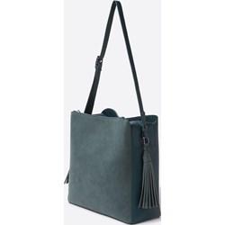 8e4617fe029cb Zielone torby na zakupy shopper bag medicine