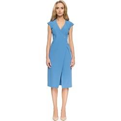 609c6cb3fc Stylove sukienka midi do pracy