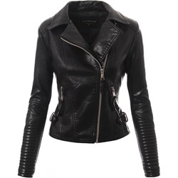f4c1798df Czarne kurtki i płaszcze damskie newyorker, zima 2018 w Domodi