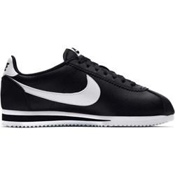 sports shoes 6a4e6 5fa32 Buty sportowe damskie Nike cortez na płaskiej podeszwie wiązane