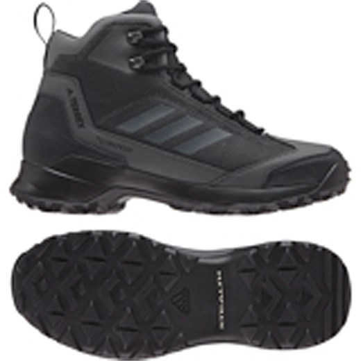4442ea632f659 ... Buty trekkingowe męskie Adidas Performance; Buty zimowe męskie Adidas  Performance; Buty zimowe męskie Adidas Performance sznurowane sportowe ...
