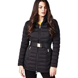 b9028e1a124f9 Granatowe kurtki i płaszcze damskie guess