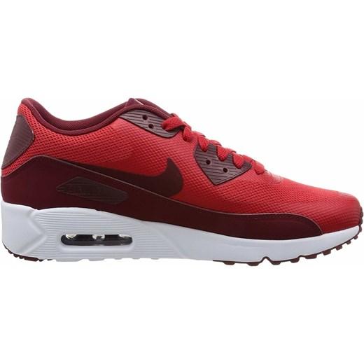 eae5bc26 Buty sportowe męskie Nike air max 91 czerwone wiązane w Domodi