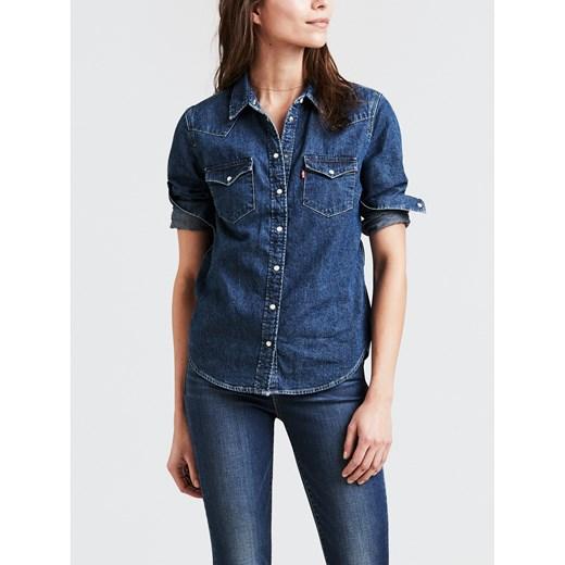 30% OBNIŻONE Koszula damska Levi's® jeansowa Odzież Damska  sbozB