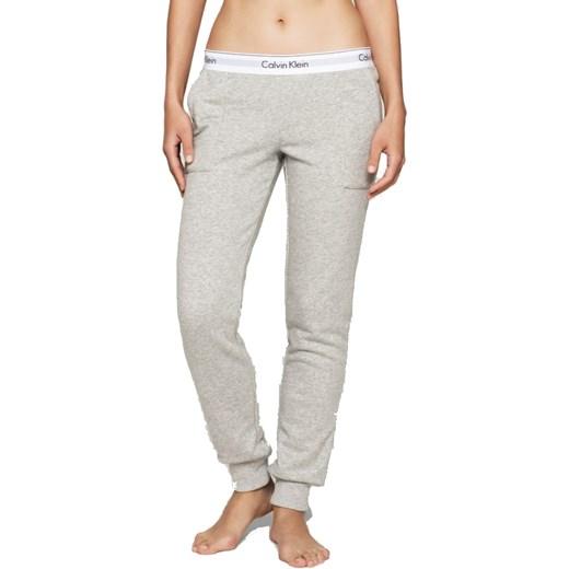 10e8100e18f80 Spodnie damskie Calvin Klein casualowe w Domodi